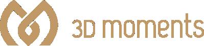 3D Moments